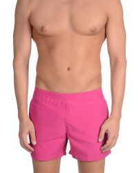 The North Face - Pink Beach Trousers for Men - Lyst