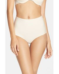 Spanx | White 'heaven' Shaping Briefs | Lyst