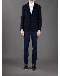 Incotex | Black Tailored Trouser for Men | Lyst