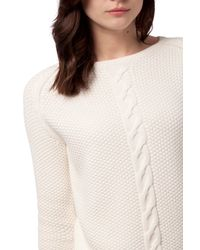 Tommy Hilfiger - White Garinka Sweater - Lyst