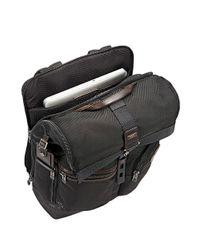 Tumi | Brown Alpha Bravo Luke Roll-top Backpack for Men | Lyst