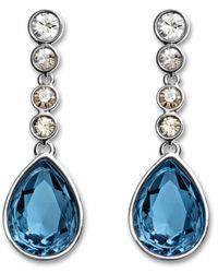 Swarovski - Blue Meringue Montana Crystal - Lyst