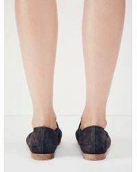 Free People - Black Womens Sunstone Loafer - Lyst