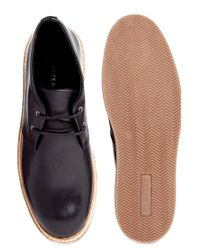 SELECTED | Black Homme Chukka Boots for Men | Lyst
