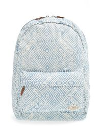 Billabong | Blue 'hand Over Love' Backpack | Lyst