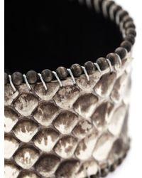 Aech Cheli | Natural 'gun' Bracelet | Lyst