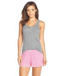 Kensie | Multicolor Tank & Shorts | Lyst