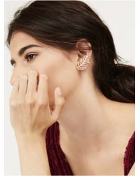 BaubleBar - Metallic Sparkler Ear Crawler Duo - Lyst