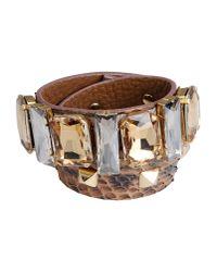 Gedebe - Natural Bracelet - Lyst