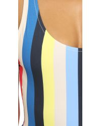 Solid & Striped - Multicolor Anne Marie One Piece Swimsuit - Lyst