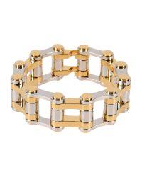 Balenciaga | Metallic Bracelet | Lyst