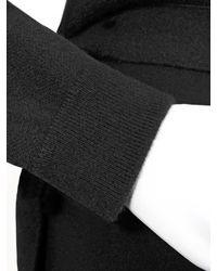 10 Corso Como & GENTRYPORTOFINO - Multicolor 10 Corso Como & GENTRYPORTOFINO Short cashmere crossover top - Lyst
