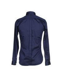 Marciano - Blue Shirt for Men - Lyst