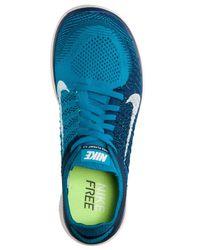 Nike | Blue Flystepper 2K3 Trainers 644576-444 for Men | Lyst