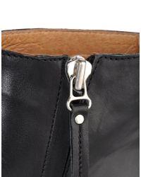 Minimarket - Black Ankle Boots - Lyst