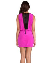 Dolce Vita - Pink Osana Dress - Lyst
