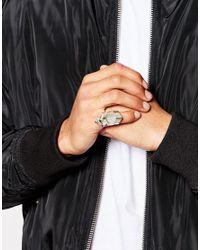 Vivienne Westwood - Metallic Knuckle Ring for Men - Lyst