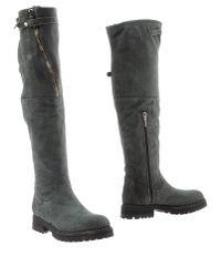 Cesare Paciotti - Gray Boots - Lyst