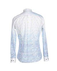 Gallery - White Shirt for Men - Lyst