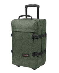 Eastpak | Green 42l Tranverz S Carry On Trolley for Men | Lyst