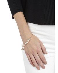 Vivienne Westwood | Metallic Isolde Orb Bracelet | Lyst