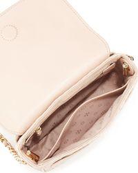 Tory Burch - Brown Marion Mini Shoulder Bag - Lyst