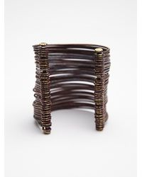 Sibilia - Metallic Large Calder Cuff - Lyst