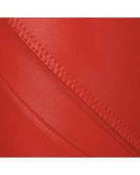Stella McCartney - Scarlet Red Studio Long Leggings - Lyst