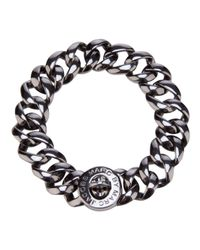 Marc By Marc Jacobs | Metallic Chunky Chain Link Bracelet | Lyst