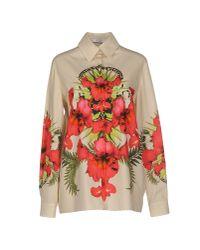 Givenchy | Natural Iris Shirt | Lyst