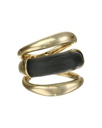 Alexis Bittar | Metallic Orbital Ring | Lyst