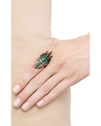 Nikos Koulis | Green Spectrum Collection Ring | Lyst