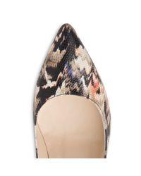 Lk Bennett Floret Court Shoe