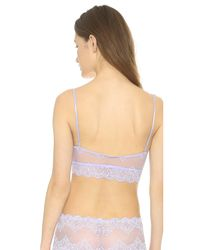 Only Hearts   Purple So Fine Lace Bralette - Lilac   Lyst