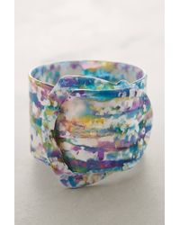 Pono - Blue Belted Bangle - Lyst