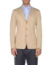Dolce & Gabbana - Natural Blazer for Men - Lyst