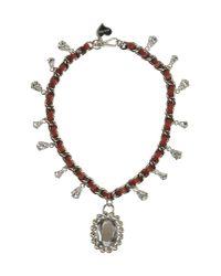 Miu Miu | Metallic Bracelet | Lyst