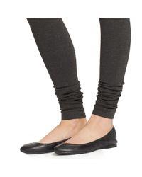 Ralph Lauren - Black Stretch Legging - Lyst