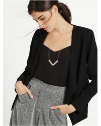 BaubleBar | Metallic Dewdrop Necklace | Lyst