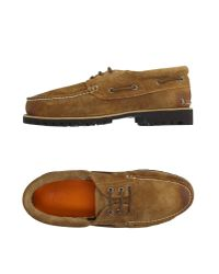 Timberland | Natural Moccasins for Men | Lyst