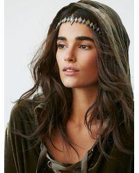 Free People - Metallic Womens Pixie Crown - Lyst