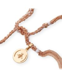 Carolina Bucci - Brown Love Charm Lucky Bracelet - Lyst