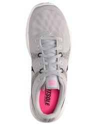 Nike - Gray Women's Flex Fury Running Sneakers From Finish Line - Lyst