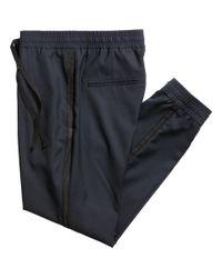 H&M - Blue Joggers for Men - Lyst