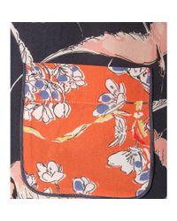 Valentino - Multicolor Printed Silk Shirt - Lyst