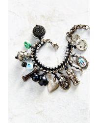 Venessa Arizaga | Black Get Well Bracelet | Lyst