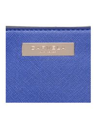 Carvela Kurt Geiger - Blue Dea Mini Shoulder Handbag - Lyst