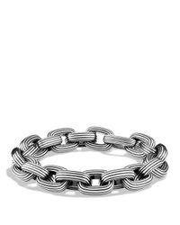 David Yurman - Metallic Royal Cord Large Link Bracelet for Men - Lyst
