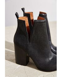 Jeffrey Campbell | Black Oshea Ankle Boot | Lyst