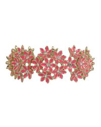 Ziba | Pink Kailey Stretch Bracelet | Lyst